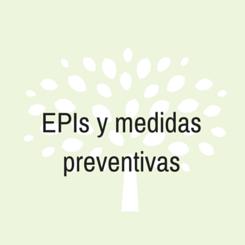epi medidas preventivas