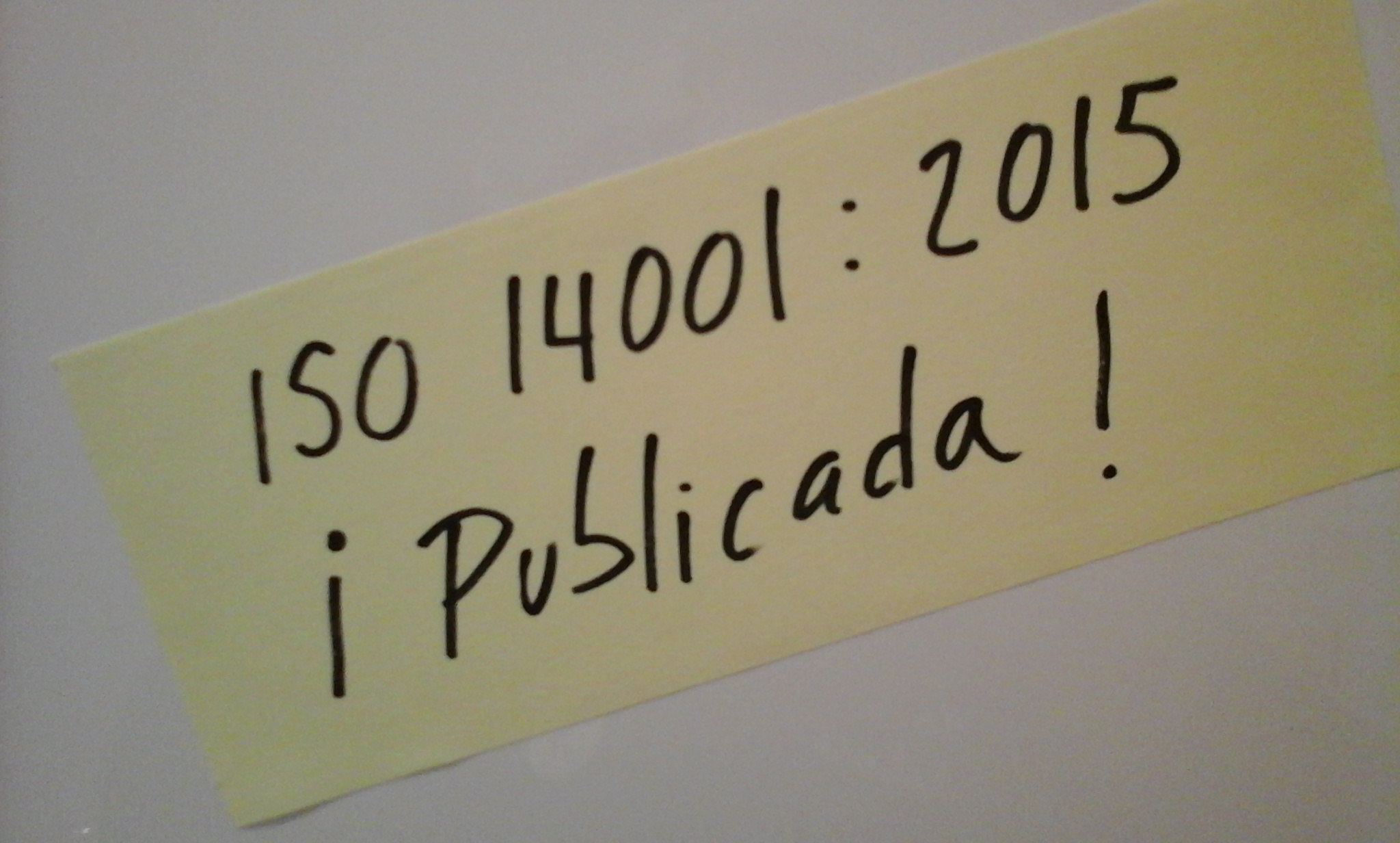 ISO14001-2015